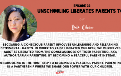 Unschooling Liberates Parents Too